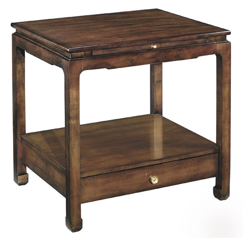 Hickory Chair - Sara Side Table - 5466-70
