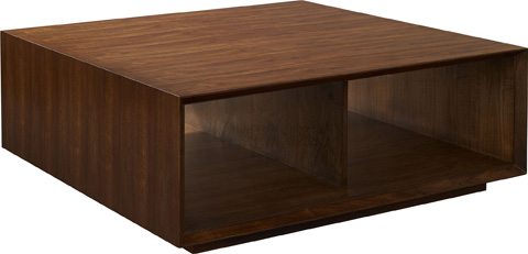Hickory Chair - Hadley Square Cocktail Table - 7880-70