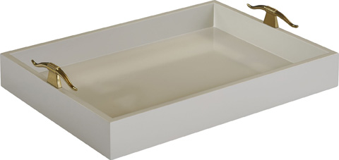 Hickory Chair - Jan Rectangular Tray - 8020-02