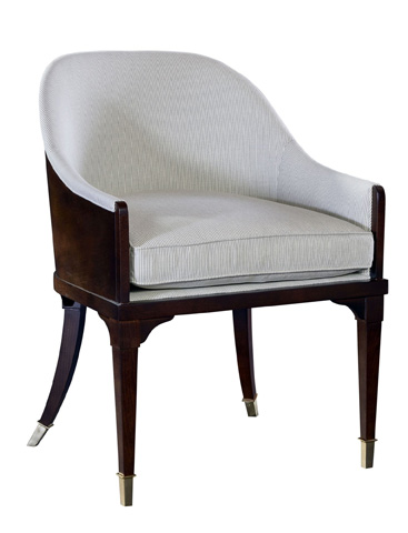 Hickory Chair - Warren Arm Chair - 5201-23