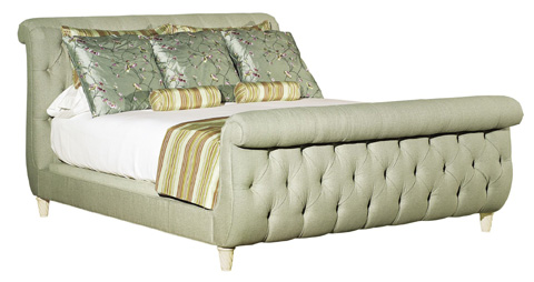 Hickory Chair - Somerset California King Bed with Footboard - 5464-10