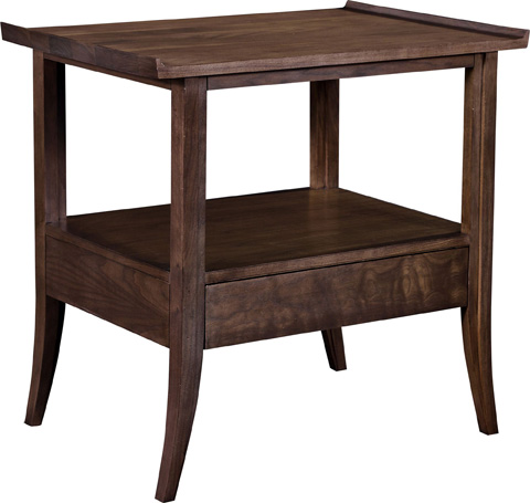 Hickory Chair - Sage Side Table - 8586-70