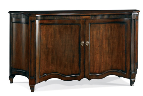 Hickory White - Two Door Buffet - 300-22