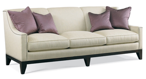 Hickory White - Three Cushion Sofa - 4403-05