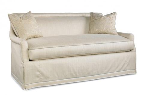 Hickory White - Bench Seat Mid Sofa - 4480-04