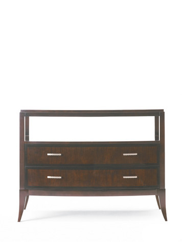 Hickory White - Etagere Nightstand - 475-73