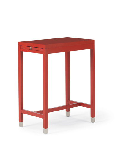 Hickory White - Side Table - 653-21