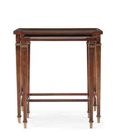 Hickory White - Nest of Tables - 733-26