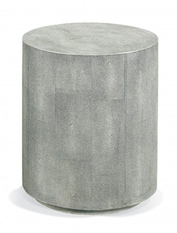 Hickory White - Shagreen Drink Stand - 903-25