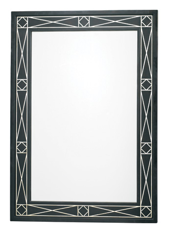 Hickory White - Keever Mirror - 903-41
