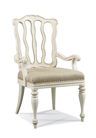Hickory White - Nadia Arm Chair - 141-63