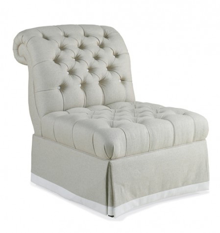 Hickory White - Armless Chair - 4879-01X