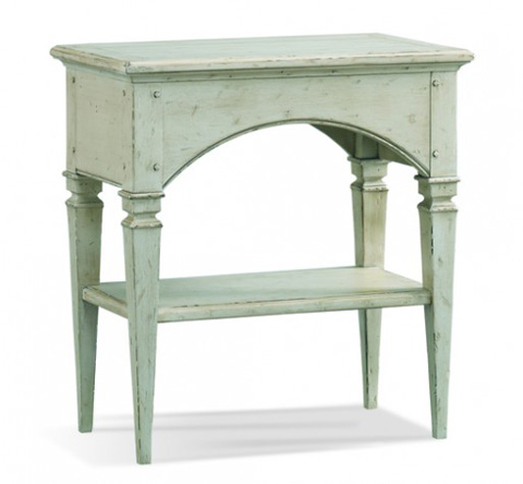 Hickory White - Gunnar Side Table - 773-23