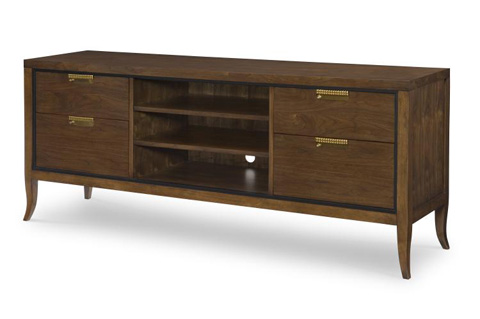 Highland House - Giselle Media Console - HH20-787-FT