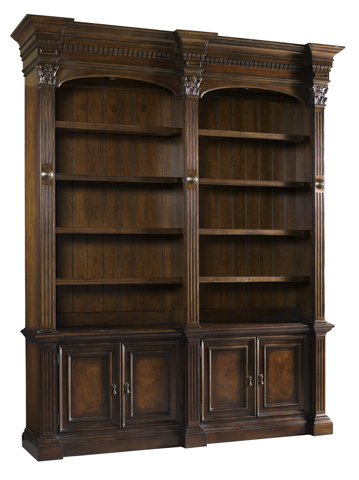 Hooker Furniture - Double Bookcase - 374-10-469