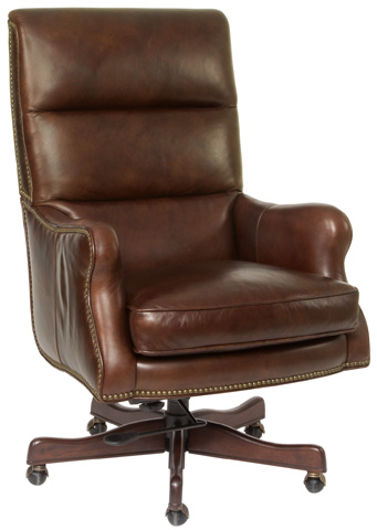Hooker Furniture - Halona Native Executive Chair - EC389-085