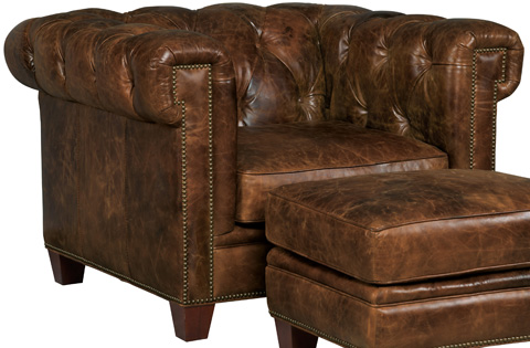 Hooker Furniture - Malawi Tonga Stationary Chair - SS195-01-087