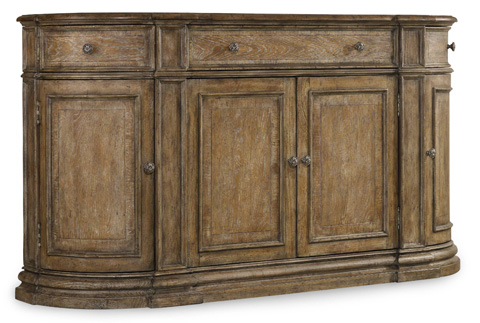 Hooker Furniture - Three Drawer and Four Door Buffet - 5291-75900