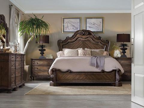 Hooker Furniture - Rhapsody Bedroom Set - 5070BEDROOM1