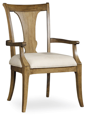 Hooker Furniture - Shelbourne Splatback Arm Chair - 5339-75300
