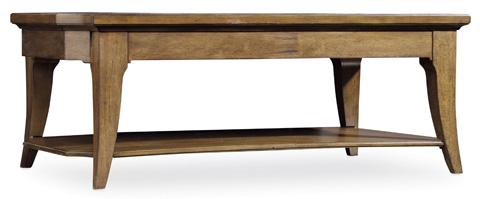 Hooker Furniture - Shelbourne Rectangle Cocktail Table - 5339-80110