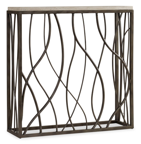 Hooker Furniture - Thin Metal Console - 5373-85001