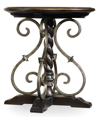 Hooker Furniture - Treviso Round Nightstand - 5374-90015