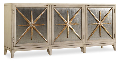 Hooker Furniture - Melange Star Power Console - 638-85163