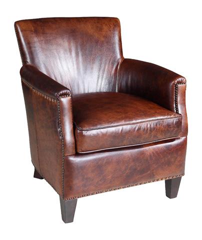 Hooker Furniture - Parthenon Temple Club Chair - CC301-085