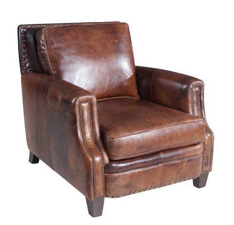 Hooker Furniture - Parthenon Temple Stationary Chair - SS311-01-085