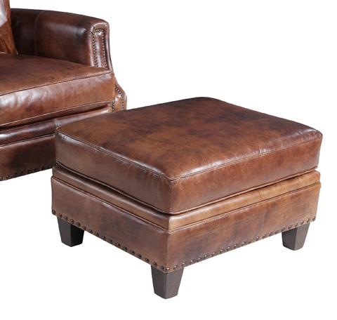 Hooker Furniture - Parthenon Temple Ottoman - SS311-OT-085