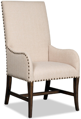 Hooker Furniture - Niche Desert Arm Chair - 300-350101