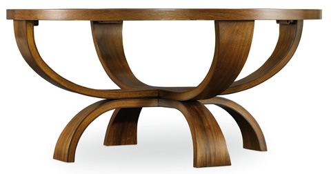 Hooker Furniture - Viewpoint Round Cocktail Table - 5328-80111