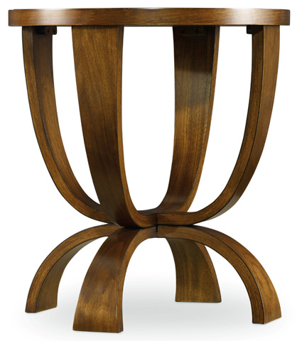 Hooker Furniture - Viewpoint Round End Table - 5328-80114