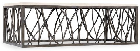 Hooker Furniture - Rectangle Cocktail Table - 5373-80110
