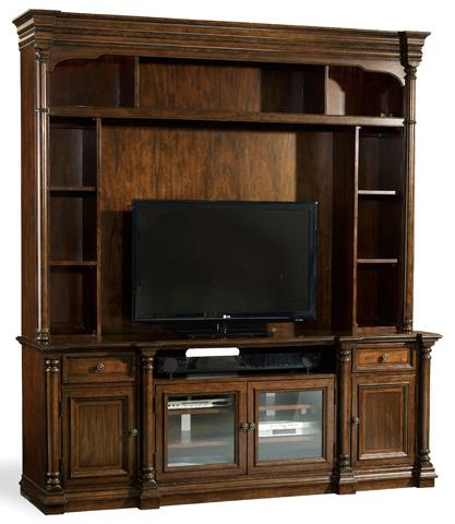 Hooker Furniture - Leesburg 2 Piece Entertainment Group - 5381-55202
