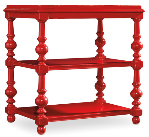 Hooker Furniture - Sanctuary Brighton Chairside Table - 5404-50001