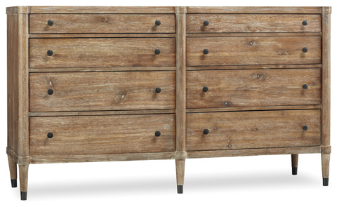 Hooker Furniture - Annika Eight Drawer Dresser - 5382-90002