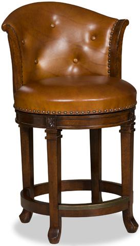 Hooker Furniture - Manhattan Transitional Counter Stool - 300-25002