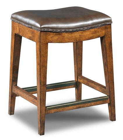 Hooker Furniture - Sangria Rec Backless Counter Stool - 300-25014