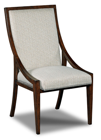 Hooker Furniture - Upholstered Armless Dining Chair - 300-350120