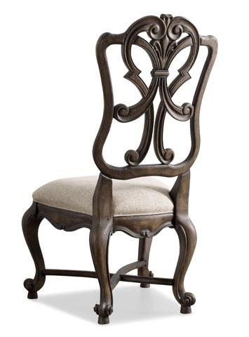 Hooker Furniture - Rhapsody Wood Back Side Chair - 5070-75411