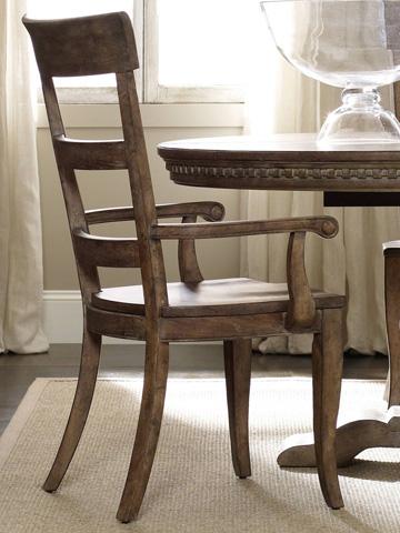 Hooker Furniture - Sorella Ladderback Arm Chair - 5107-75300