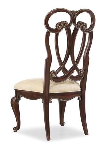 Hooker Furniture - Grand Palais Splat Back Side Chair - 5272-75410