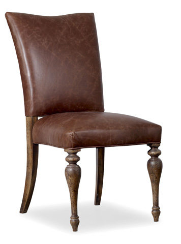 Hooker Furniture - Willow Bend Upholstered Side Chair - 5343-75510
