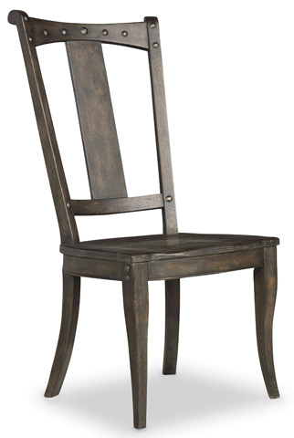 Hooker Furniture - Vintage West Splatback Side Chair - 5700-75310