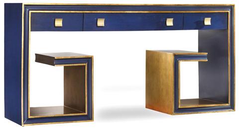 Hooker Furniture - Melange Greek Key Console - 638-85192