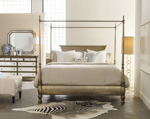 Hooker Furniture - Montage Queen Canopy Bed - 638-90954