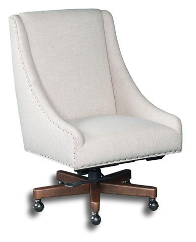 Hooker Furniture - Larkin Oat Home Office Chair - EC456-010