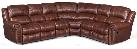 Hooker Furniture - Cognac Four Piece Sectional - SS601-SC-087